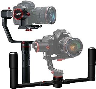 Feiyu Tech(フェイユーテック) a2000 ダブルハンドル付き 3軸カメラスタビライザー 250g~2500gのカメラに対応 【国内正規品/1年/日本語説明書付き】