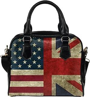 union jack satchel