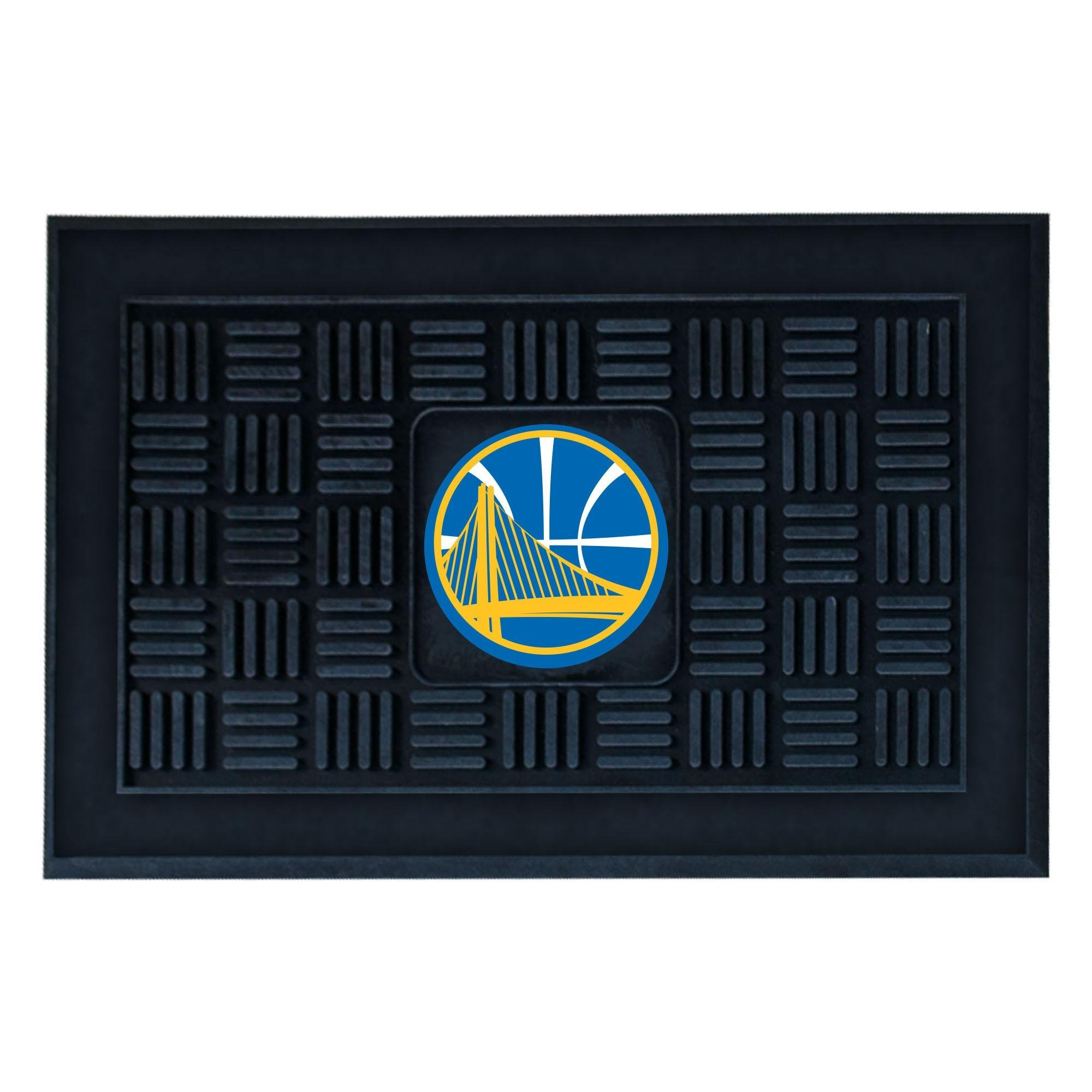 Fanmats Golden State Warriors Door Mat