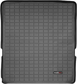 WeatherTech Custom Fit Cargo Liners for Ford Flex, Black