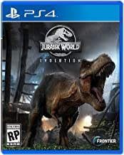 Jurassic World Evolution Video Game (PS4)