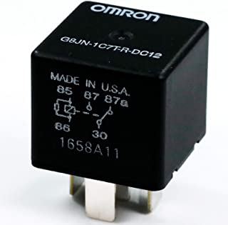 OMRON ELECTRONIC COMPONENTS G8JN-1C7T-R-DC12 AUTOMOTIVE RELAY, SPDT, 12VDC, 35A (1 piece)