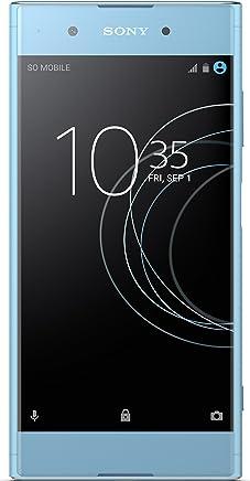 Sony Xperia XA1 Plus – Smartphone desbloqueado – 5.5 pulgadas, 32 GB – Negro, Azul