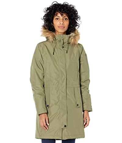 Helly Hansen Mayen Parka (Lav Green) Women
