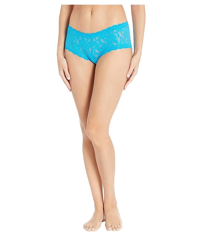 Hanky Panky Signature Lace Boyshort (Fiji Blue) Women's Underwear