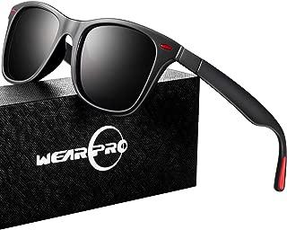 Sunglasses for Men Vintage Polarized Sun Glasses Fashion Shades WP1001