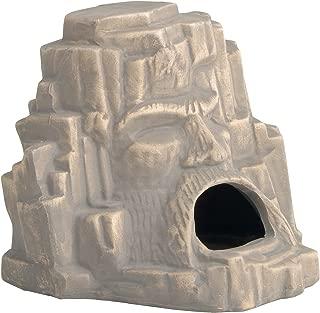 Marina Ceramic Mountain Man Ornament, Light Limestone