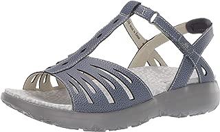 JBU by Jambu Women's Melon Sandal Flat