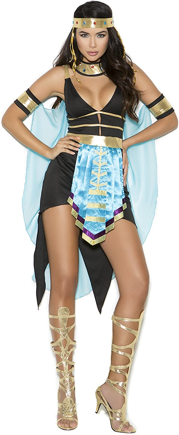 Sexy Popular product Egyptian Queen of Costume Nile Directly managed store The Halloween