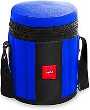 Cello Kingstone 3 Container Lunch Packs, Blue (LPST_KNSTN3_Blue)