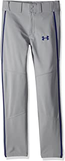 Under Armour Boy Heater Piped Baseball Pants