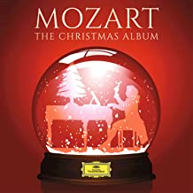 Best mozart the christmas album Reviews