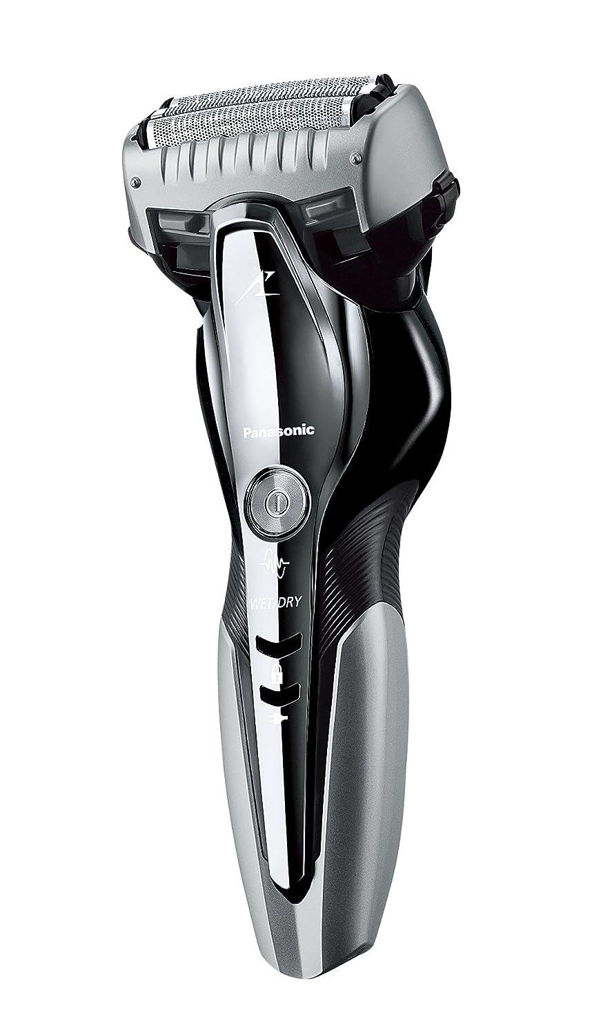 静脈ベリ構造的パナソニック ラムダッシュ メンズシェーバー 3枚刃 お風呂剃り可 シルバー調 ES-ST6P-S