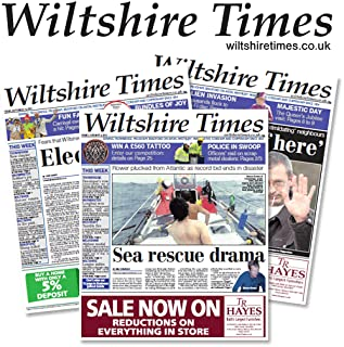 Wiltshire Times(Kindle Tablet Edition)