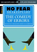 Comedy of Errors (No Fear Shakespeare)