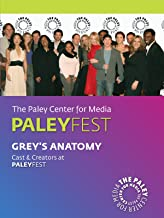 Grey's Anatomy: Cast & Creators Live at the Paley Center
