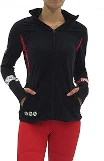 The Ohio State University Full Zip Gameday Pullover/Black