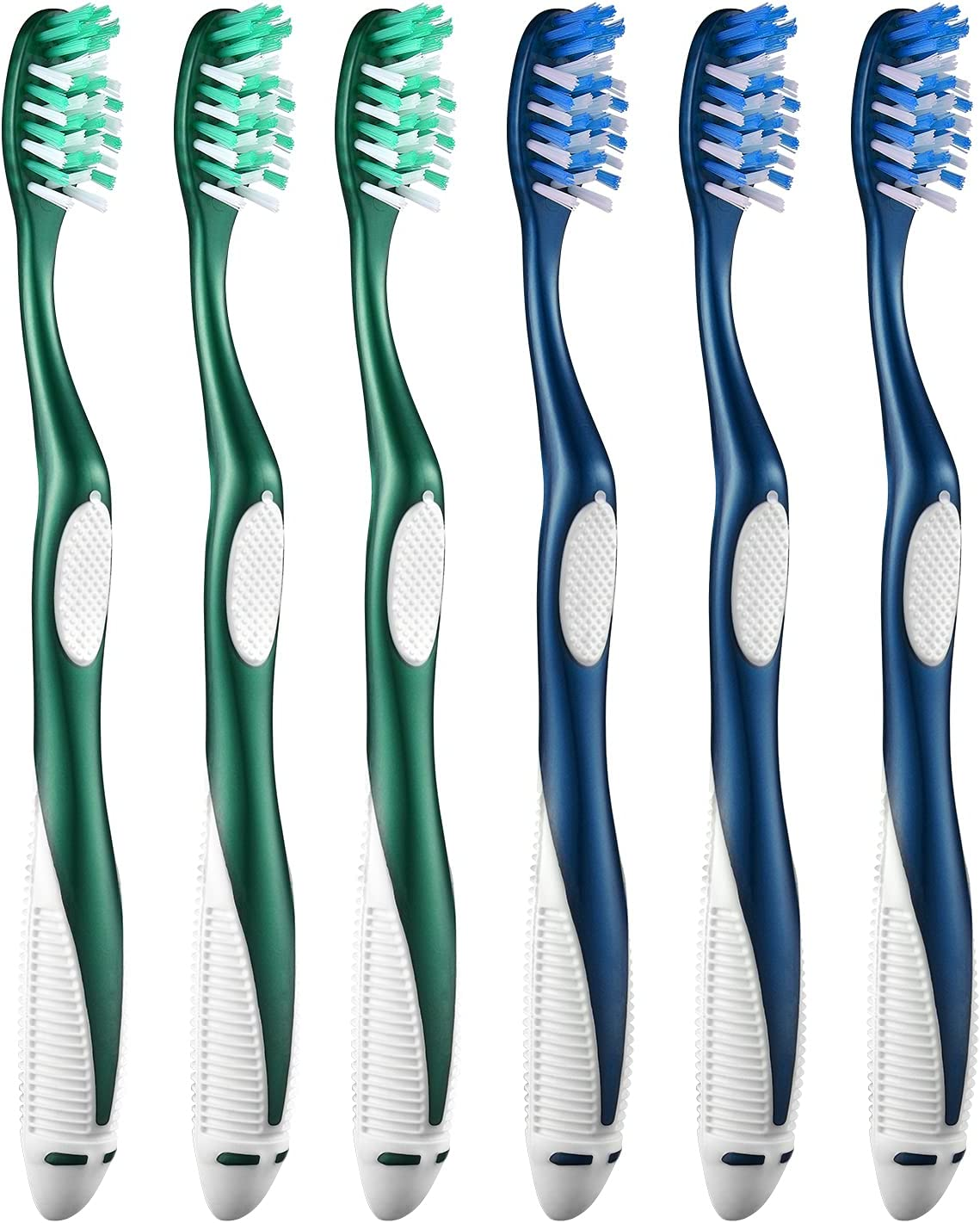 Fremouth Hard Toothbrushes supreme Sales for Adults Bristles Cross Firm with
