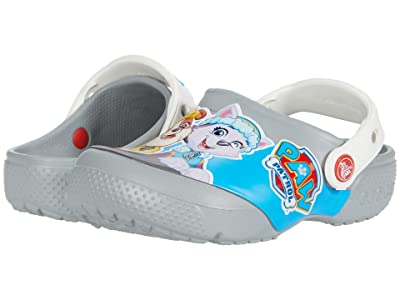 Crocs Kids Fun Lab Paw Patrol Clog (Toddler/Little Kid) (Light Grey) Kid