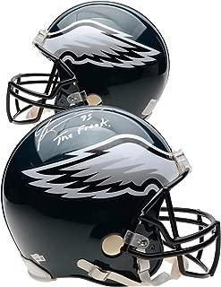 Jevon Kearse Philadelphia Eagles Autographed Riddell Authentic Pro-Line Helmet with