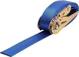 Ratchet Belt, Heavy Duty Tie-Down Strap Ladingen Riem Home Travel Tool Sjorren Touw voor Jagen Voor Vissen