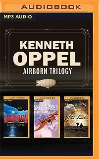 Kenneth Oppel - Airborn Trilogy: Airborn, Skybreaker, Starclimber (Matt Cruse)