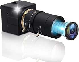 Sponsored Ad - ALPCAM Webcamera 8MP Varifocal HD 5-50mm USB Camera,HD 2448P Optics Zoom Webcam with Sony IMX179 Sensor Cam...