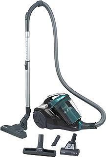 Hoover Chorus CH40PAR - Aspirador sin bolsa, ciclónico, Cepillo suelos parquet, alfombras y suelos duros, Accesorios integ...