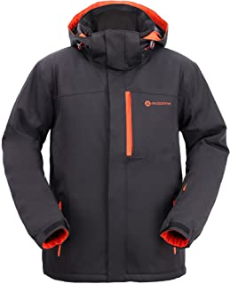 tangerine performance jacket