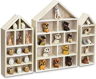 Best wooden shelf designs Reviews