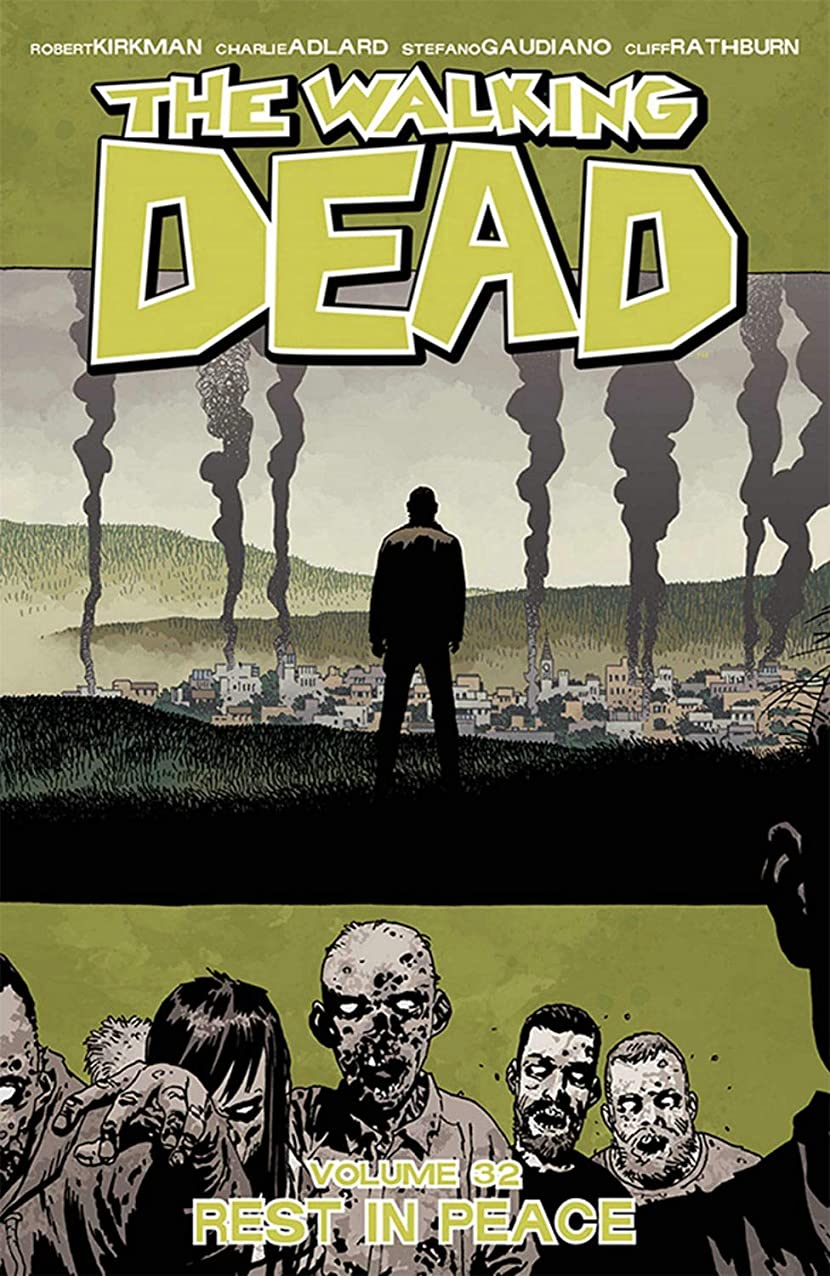ロータリー小学生嬉しいですThe Walking Dead 32