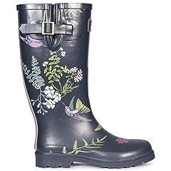 6cd2b184681 Trespass Womens Ladies Elena Rain Boots