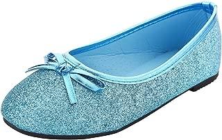 Bling Bling Glitter Fashion Slip On Children Ballet Flats Shoes for Little Kids Girls or Toddler