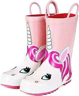 Best unicorn rain boots Reviews