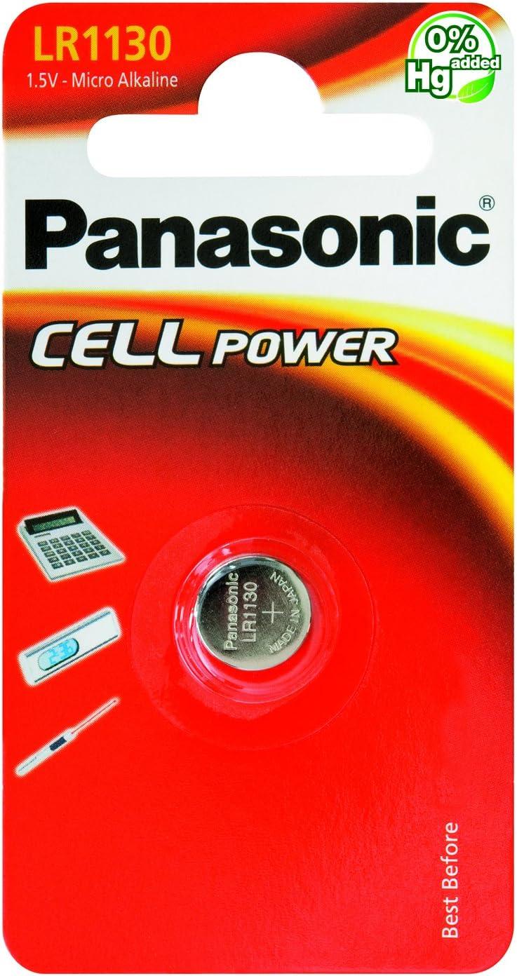 Panasonic Blister 1 Pila Micro Alcalina LR1130