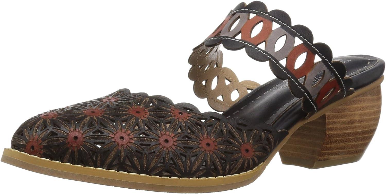 L'Artiste by Spring Step Womens Rashida Sandals