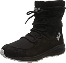 Jack Wolfskin Women's Nevada Texapore Mid Waterproof Winter Boot with Fleece Lining Snow