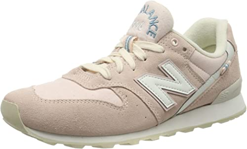 New Balance Suede 996, Sneakers Basses Femme