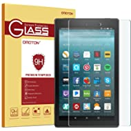 All-New Fire 7 Kids Edition/Fire 7 Screen Protector (2017 Release) - OMOTON Tempered Glass Screen...