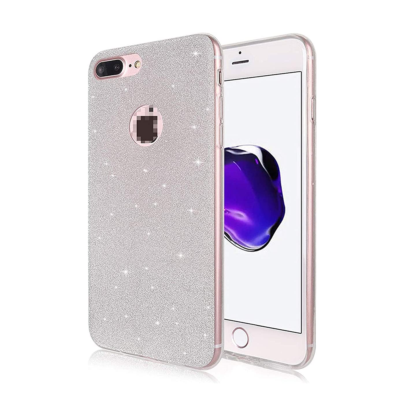 Soft Silicone Case for iPhone 6 S 6S 5 5S 5SE XS Max XR X 7 8 Plus 6Plus 7Plus 8Plus TPU Cell Phone Back Cover Casing,Gold,for iPhone 7 Plus,Silver,ForiPhoneX10