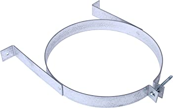 Simpson DuraVent 58DVA-WS 1288 Gas Vent Pipe Wall Mount Strap 5 x 8