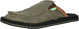 Sanuk Men's You Got My Back III Slipper mens Slipper
