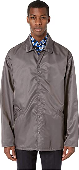 Nylon Twill Jacket