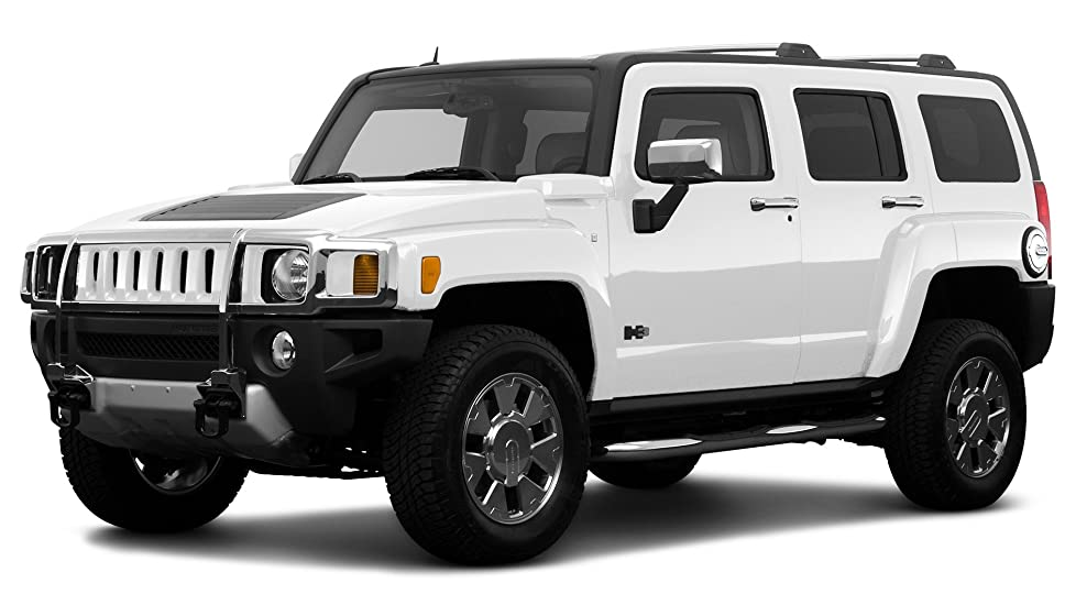 Amazoncom 2008 Hummer H3 Reviews Images And Specs Vehicles