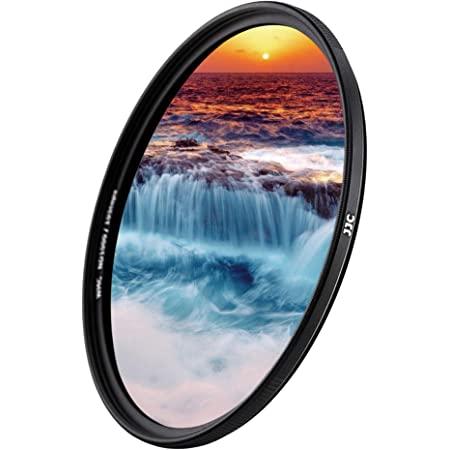 Gadget Place 58mm ND2 to ND400 Variable Neutral Density Filter for Canon EF-S 55-250mm f//4-5.6 is STM