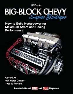 Big-Block Chevy Engine Buildups: How to Build Horsepower for Maximum Street and Racing Performance