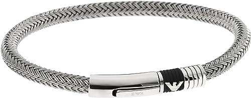 Emporio armani bracciale uomo con cinturino EGS1623040