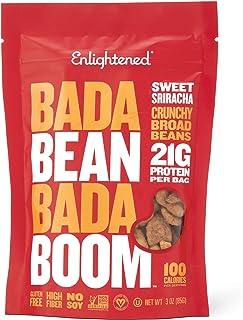 Bada Bean Bada Boom Roasted Broad Beans Sriracha,85gm