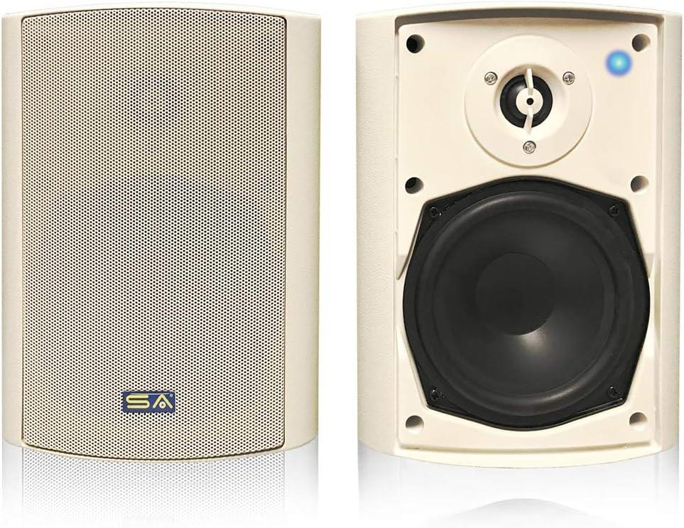 Wireless Outdoor Speakers 5.25