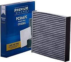 PG Cabin Air Filter PC5667C  Fits 2005-2019 various models of Toyota, Lexus, Jaguar, Subaru, Land Rover